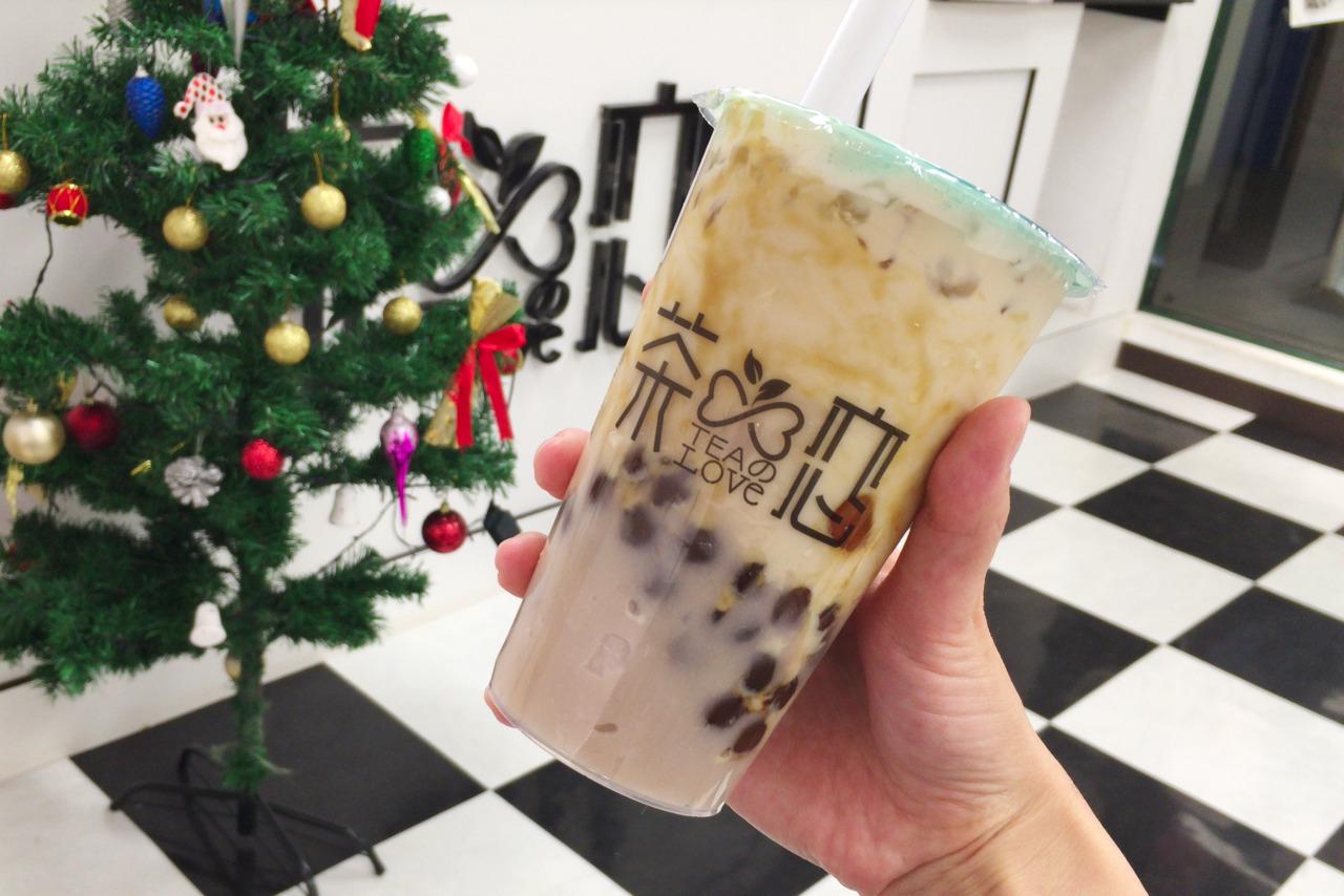 西千葉駅前タピオカ専門店「茶の恋」タロイモ黒糖ウーロンミルクティーが美味しい!メニューや値段も詳しく紹介