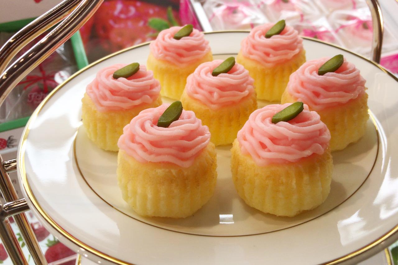 ボンシャペリーがペリエ千葉にオープンしたので行ってきた!可愛さと高級感ある洋菓子店&千葉限定はやっぱり…落花生か〜い!
